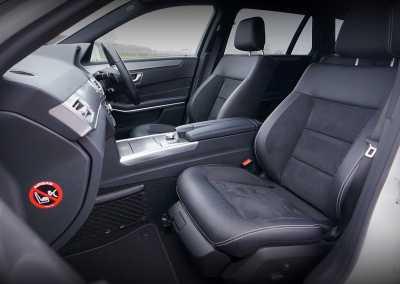 asiento coche- Tapicería Victorio
