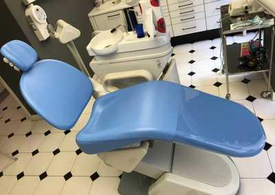 sillon odontologo 2- Tapicería Victorio