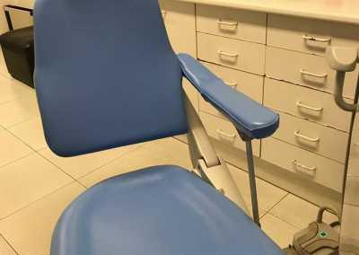 sillon odontologo- Tapicería Victorio