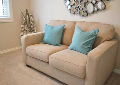 sofa 2 plazas- Tapicería Victorio