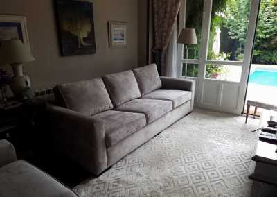 sofa sada- Tapicería Victorio